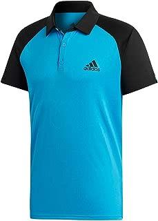 adidas Mens Tennis Club Color Block Polo