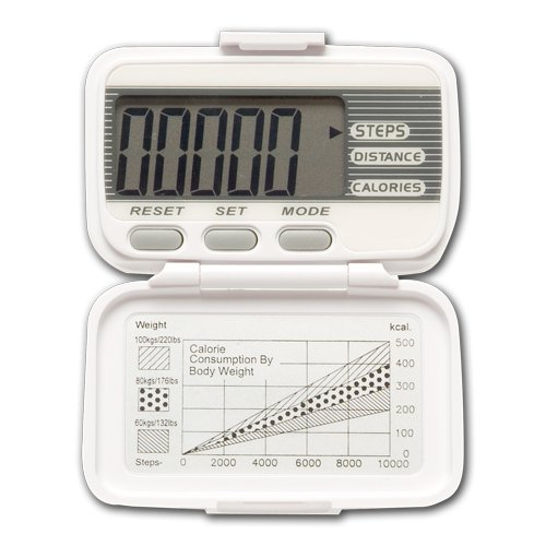 LifeSource XL 15 Lifesource Digital Pedometer