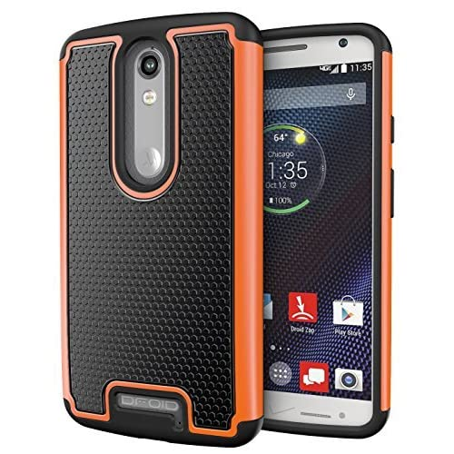best loved 6165c 549a2 Motorola Droid Turbo 2 Cases: Amazon.com