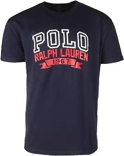 Polo Men's Short Sleeve Logo Graphic T-Shirt