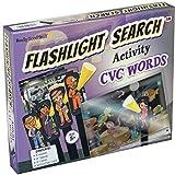 Really Good Stuff Flashlight Search Activity CVC Words