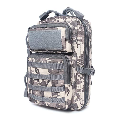 Tactical Molle Compact EDC Tool Pouch (ACU)