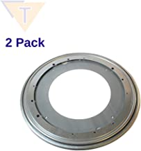 Pack of 25: Triangle Mfg. 12 Inch Lazy Susan Round Turntable Bearing - 5/16