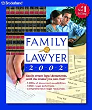 Family Lawyer 2002