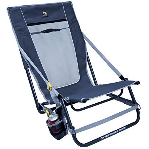 GCI Outdoor Everywhere Portable Hillside Chair, Midnight