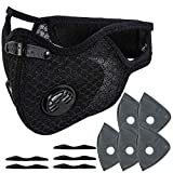 Dust Mouth Face Cover for Outdoor Ski Cycling Camping - Washable and Reusable Face Protection for Women Man