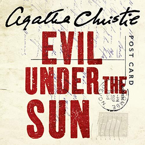 Couverture de Evil Under the Sun