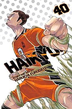 Haikyu!!, Vol. 40: Affirmation (English Edition)