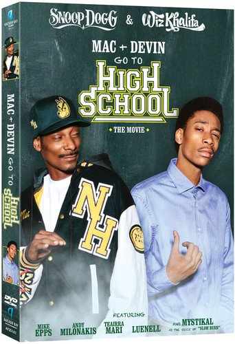 Mac & Devin Go To High School [DVD] [Region 1] [NTSC] [US Import]