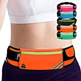 Belt Bag Fanny Pack, Gear Running Belt Waist Bag for iPhone 11,Travel Money Belt Cell Phone Holder for Gym,Workout, Fitness, Exercise, Hiking, Cool Gifts ideas for Runners Mom Father Christmas