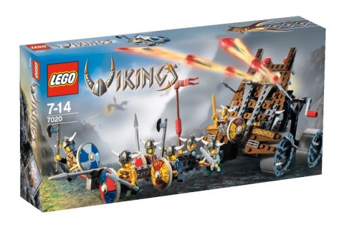 LEGO 7020 - Wikinger 7020 Wikinger-Armee mit Artilleriewagen