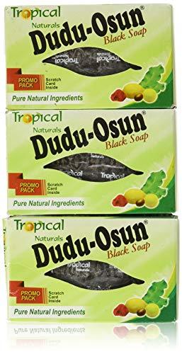Tropical Naturals Dudu-Osun African Black Soap