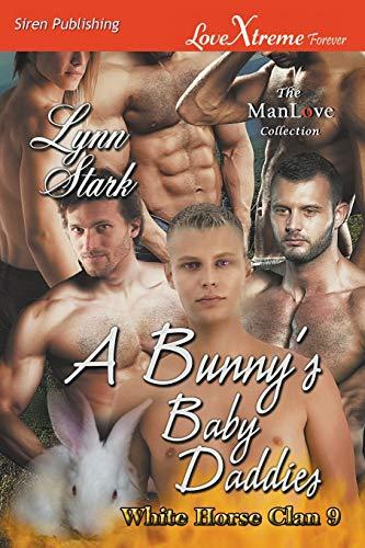 BUNNYS BABY DADDIES WHITE HORS
