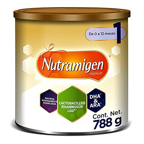 Nutramigen Premium Fórmula Especializada para Lactantes de 0 a 12 Meses Lata de 788 gramos