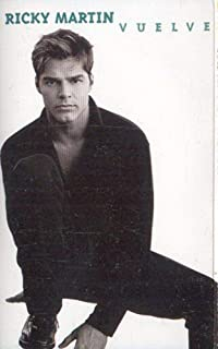 Ricky Martin: Vuelve -25899 Cassette Tape