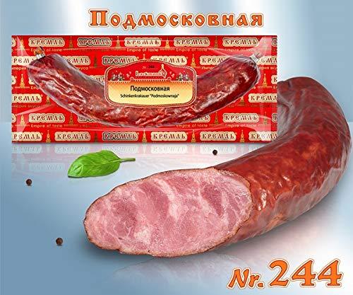 Schinkenkrakauer Podmoskownaja ca.430g Lackmann