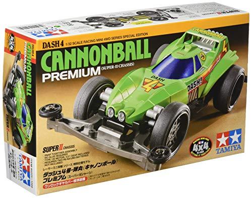 Tamiya 1/32 Item 95225 Kit Mini 4 WD 4X4 Dash 4 Cannonball Super II Chassis