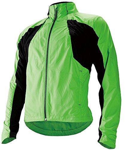 Cannondale Men's Morphis Jacket, Berzerker Green, Small