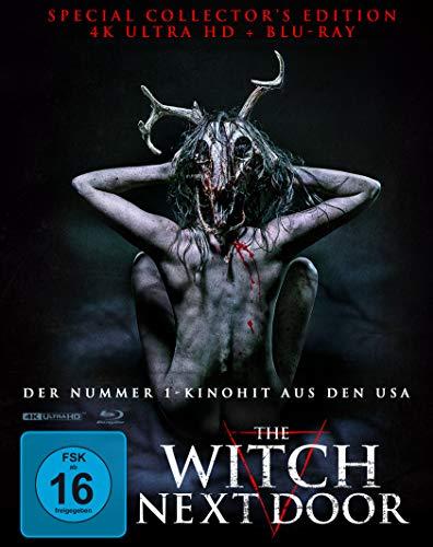 The Witch Next Door [Mediabook] (exklusiv bei Amazon.de) [Blu-ray]
