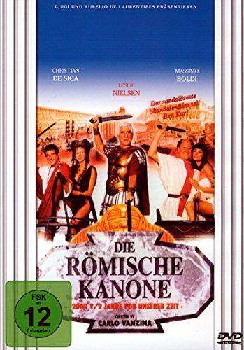 Die römische Kanone - 2000 1/2 Jahre vor unserer Zeit