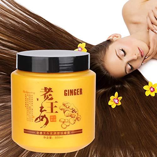 Mascarilla para el cabello, Mascarilla reparadora para el cabello Cabello dañado Tratamiento nutritivo Acondicionador del cuero cabelludo Crema de masaje Reparación Mascarilla acondicionadora profunda