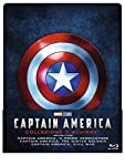 captain america trilogy (blu-ray) [Itali...