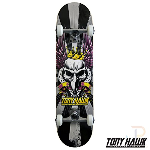 Tony Hawk Royal Hawk Skateboard - 7.75 inch