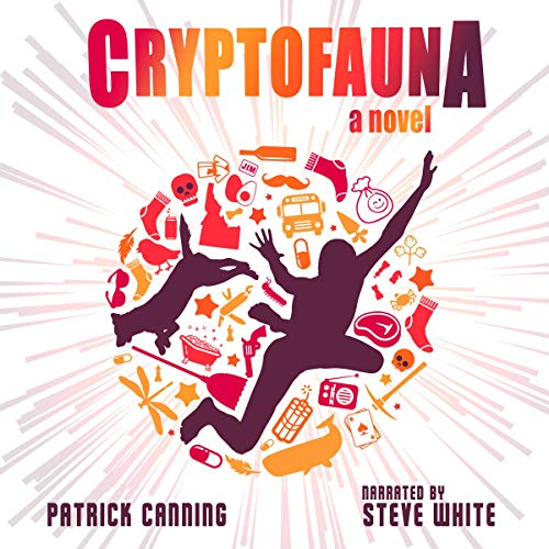 Cryptofauna audiobook cover art
