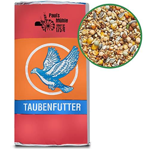 Paul´s Mühle Taubenfutter Classic - Hochwertige Futtermischung 25 kg