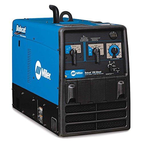 Miller Bobcat 250 Diesel Engine-Driven Welder / Generator 907565