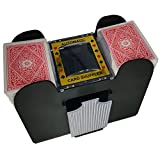 Best Automatic Card Shufflers - SEETOOOGAMES Casino 6-Deck Automatic Card shuffler Review