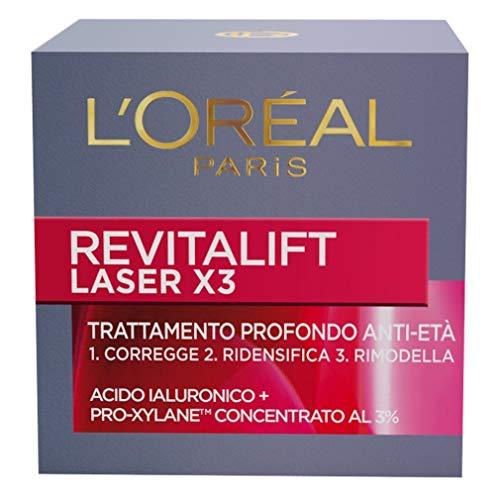 Crema Rimpolpante L'Oréal Paris Revitalift Laser X3