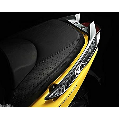 2 Adhesivos Protección Manijas Compatible para Scooter Kymco Xciting 300-400-500