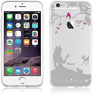 硅胶素描 iPhone 6 Plus Girlie1704SNO iPhone 6 / 6s Plus 5.5 Inch 童话故事