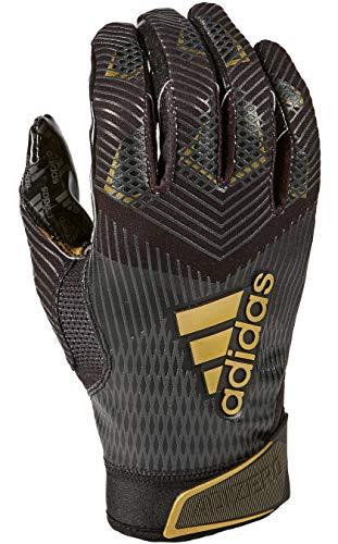 adidas Adizero 8.0 Football Receiver's Gloves Black Large