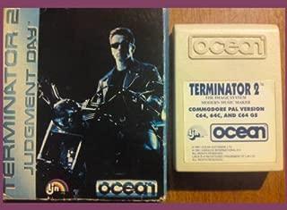 Terminator 2: Judgement Day - Commodore 64