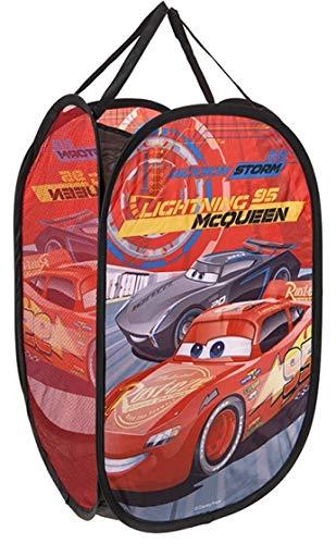 Cars3 Sac de rangement pour enfants Panier à linge pour filles et garçons