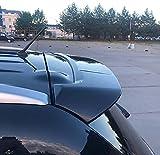 MFQO Alerones Traseros Abs Mitsubishi Outlander 2013-2019, Cubierta De Maletero, Alerón De ala De Labios, Accesorios De Modificación De Coche