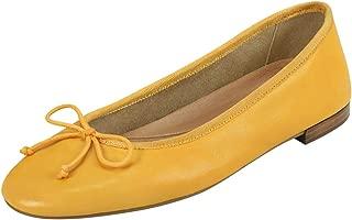 Aerosoles Women's Casual, Ballet Flat, DK Yellow LEA