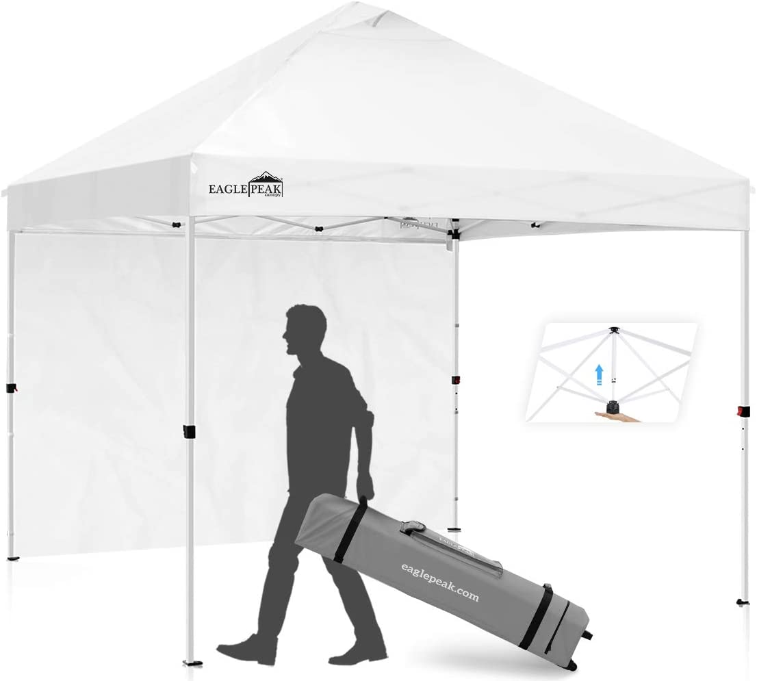 EAGLE PEAK 10' x Professional Tent Commercial Max 70% OFF Popular products Pop Up Canopy
