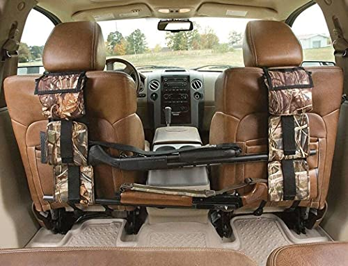 LIVIQILY Truck Gun Rack Gun Sling Bag Car Seat Back Shotgun...