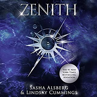 Zenith                   By:                                                                                                                                 Sasha Alsberg,                                                                                        Lindsay Cummings                               Narrated by:                                                                                                                                 Jane Oppenheimer,                                                                                        Michael Rahhal,                                                                                        Nicol Zanzarella                      Length: 14 hrs and 37 mins     4 ratings     Overall 3.3