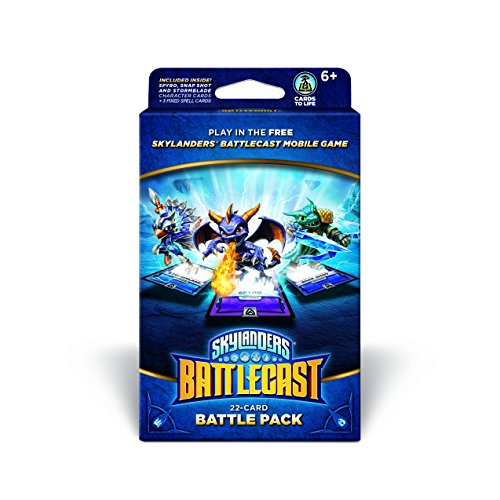 Skylanders Battlecast Battle Pack A, Spyro