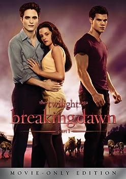 Twilight Saga The  Breaking Dawn Part 1 [DVD]