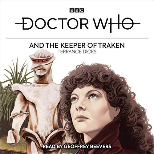 Doctor Who and the Keeper of Traken cover art