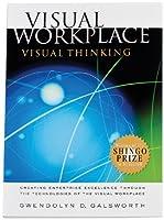 Brady 113241 Visual Workplace Visual Thinking Book [並行輸入品]