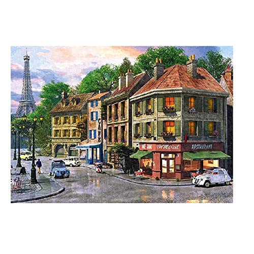 JAZC Jigsaws puzzle 6000 Pieces Of Adult Cardboard Puzzle Educational Toy Game For Children And Adolescents Mental Challenge Puzzle
