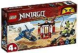LEGO71703NinjagoBatallaenelCazaSupersónicoJuguetedeConstrucción