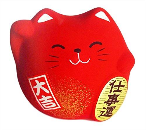 Chat Japonais Maneki Neko 100% made in Japan /Différents Col