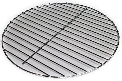 HeRo24 Grillrost verchromt 30-44,5-47-54,5-57 und 60 cm Durchmesser (30 cm)